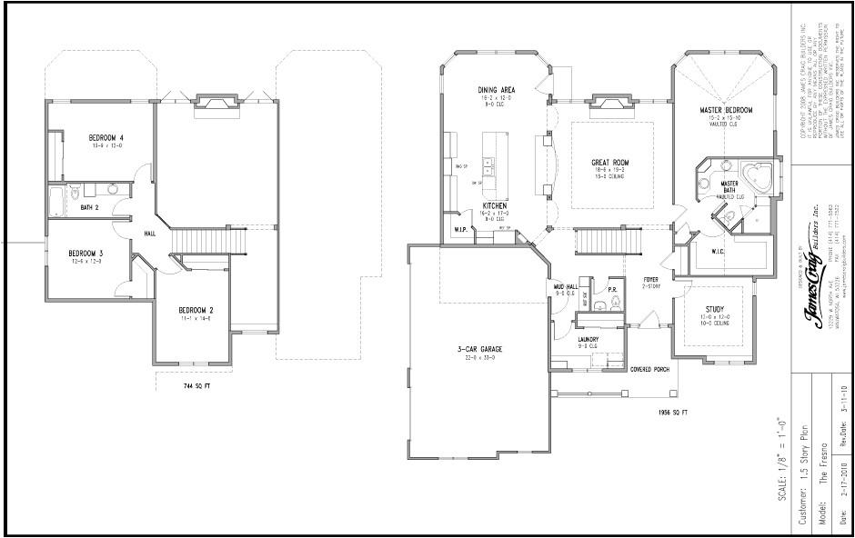 2 bedroom 1 5 bath house plans