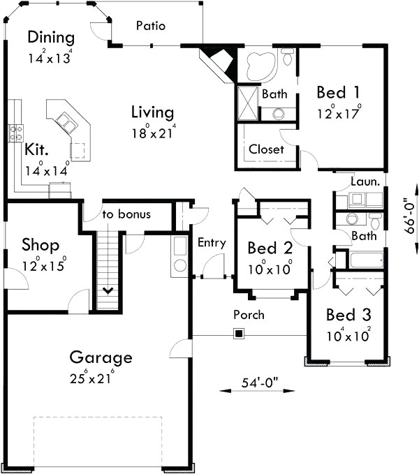 1 story house plans with bonus room elegant house plans bonus room house plan men bonus room house plans media