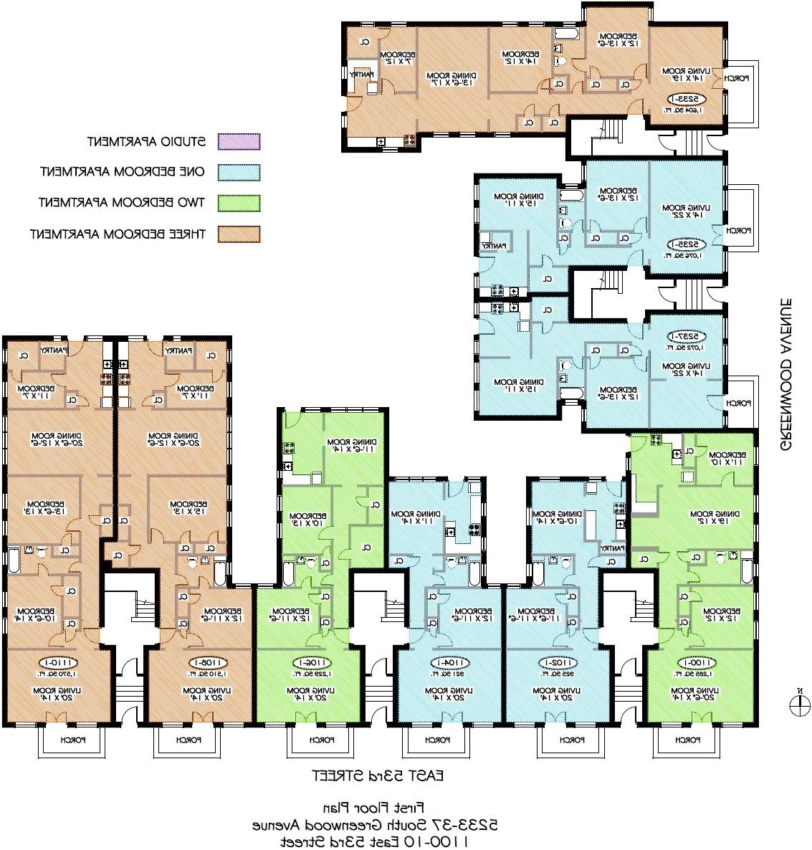 10 bedroom house floor plans