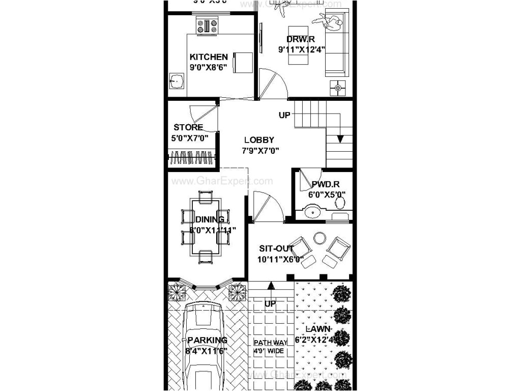 100 square foot house plans