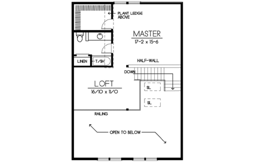 1768 square feet 2 bedrooms 2 bathroom traditional house plans 0 garage 28350