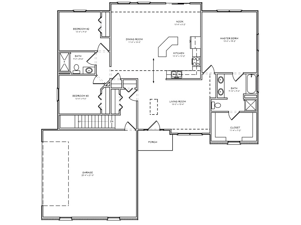 500 square foot house plan with basement lovely small house plans under sq ft unique layout 1000 two bedroom