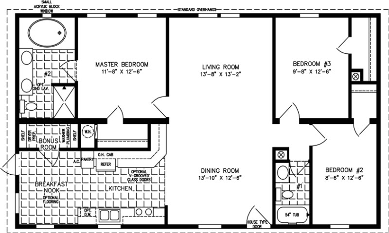 7e7eb20cd6b29a2a 1200 square foot open floor plans 1000 square feet