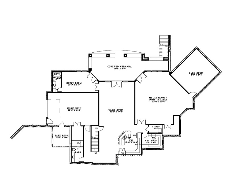 house plans 10000 square feet