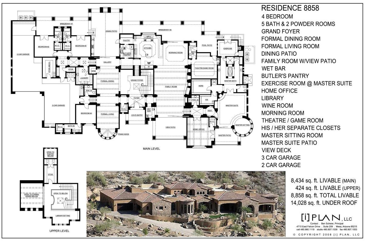 house floor plans over 10000 sq ft
