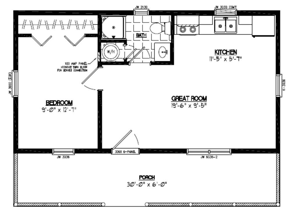 14 X 40 House Plans Marvellous 14×40 House Floor Plans Photos Plan 3d House