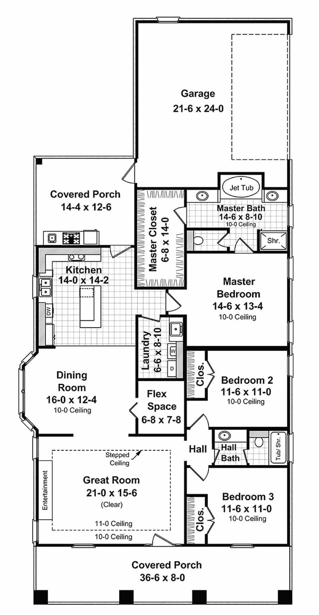 shed floor plans attractive 14x40 floor plans awesome 12 tiny house floor plans 16 x 40 2
