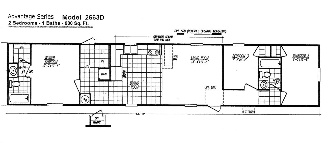 14×70 Mobile Home Floor Plan 14×70 Mobile Home Floor Plan Fresh Ohio Modular Homes