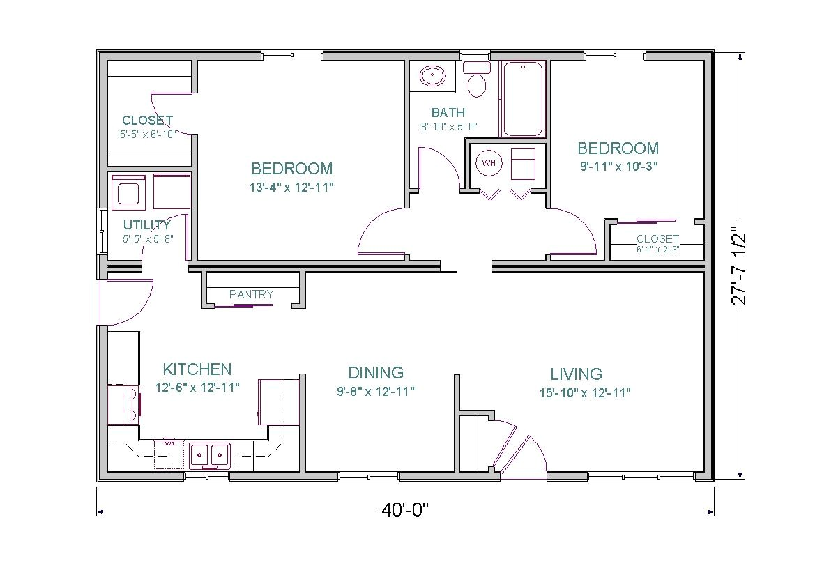 1500 sq ft ranch house plans