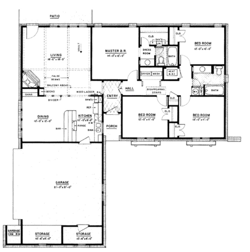 15000 square foot house plans