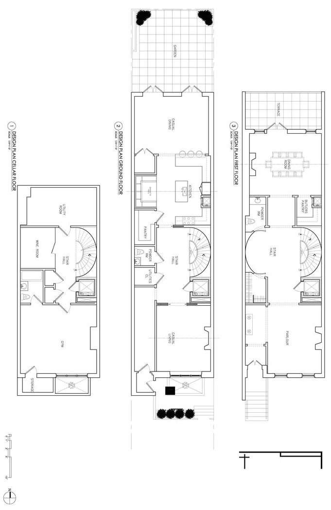 house plans 16 feet wide