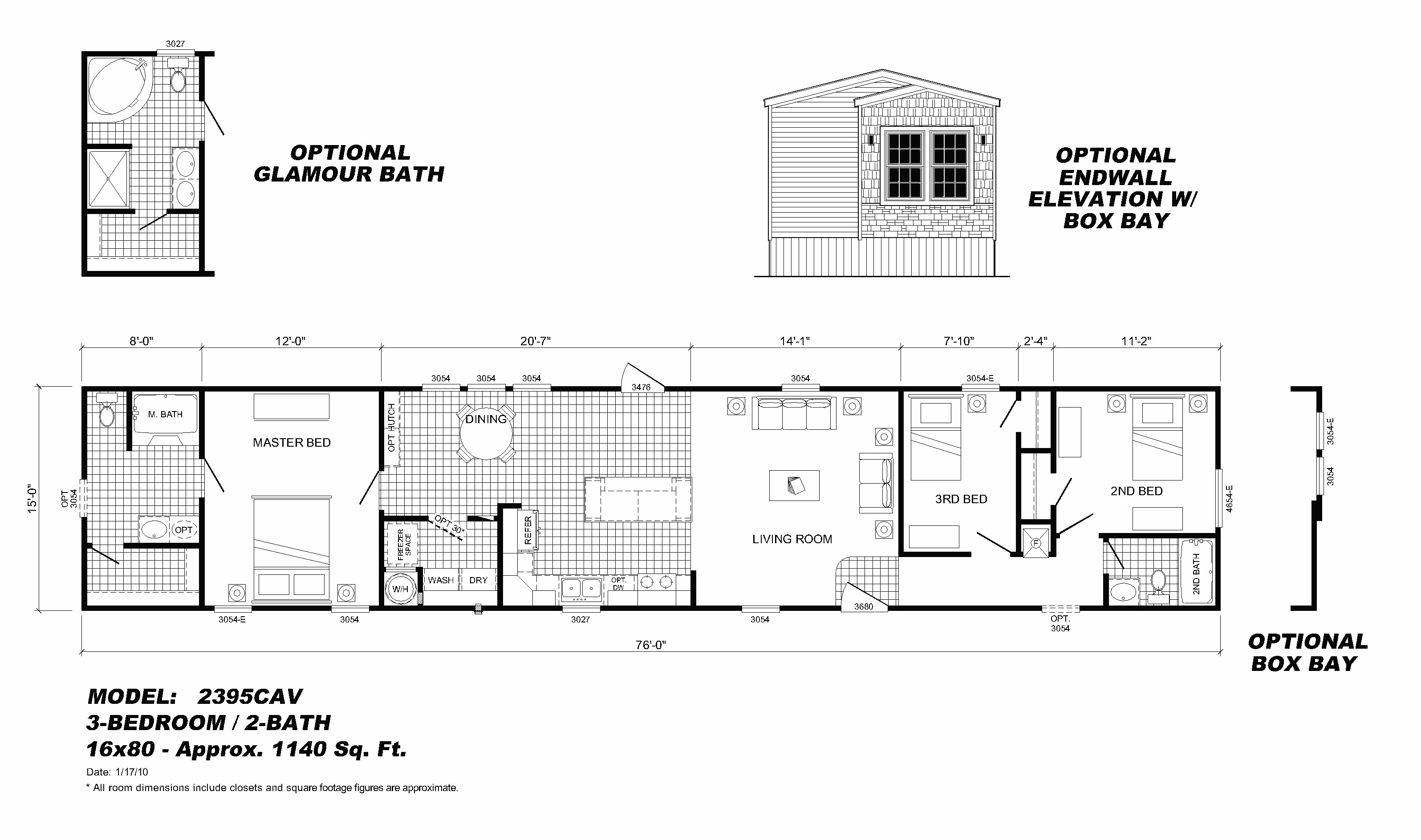 triple wide mobile home floor plans super awesome triple wide mobile homes floor plans beautiful 16x80 home
