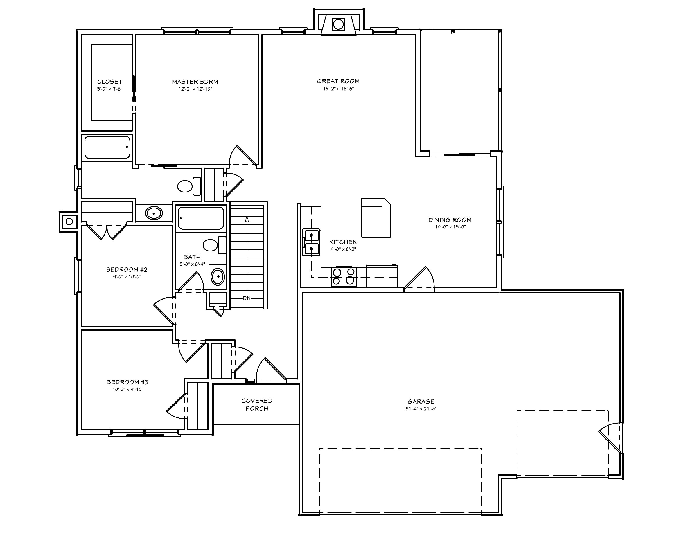 1600 sq ft house plans