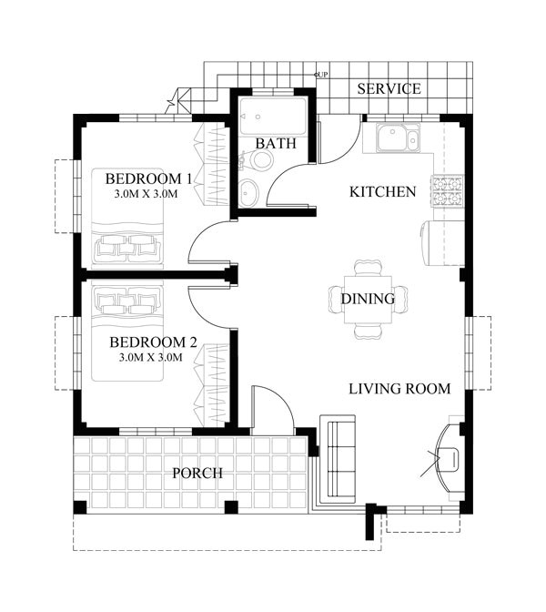 beautiful houses with floor plans and