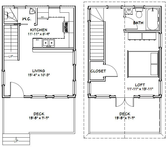 search q 16 x 20 house plans form restab
