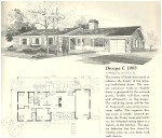 1960s ranch house floor plans