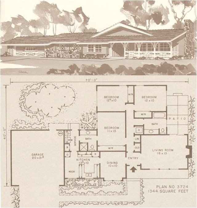 1960s ranch house plans 141 best ranch images on pinterest dream house plans house floor plans and ranch style house