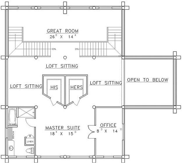 163 plan 039 00028 2 bedroom 3 bath
