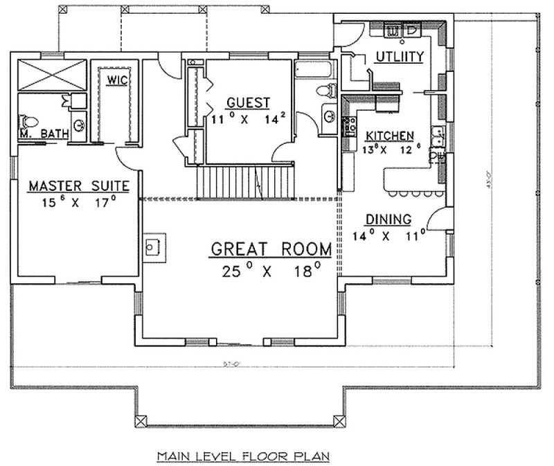 422 plan lsg35293gh 2 bedroom 3 bath