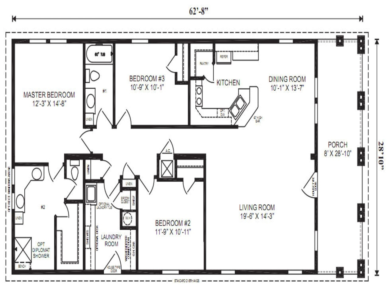 30dff3b50cb73203 modular home floor plans modular ranch floor plans