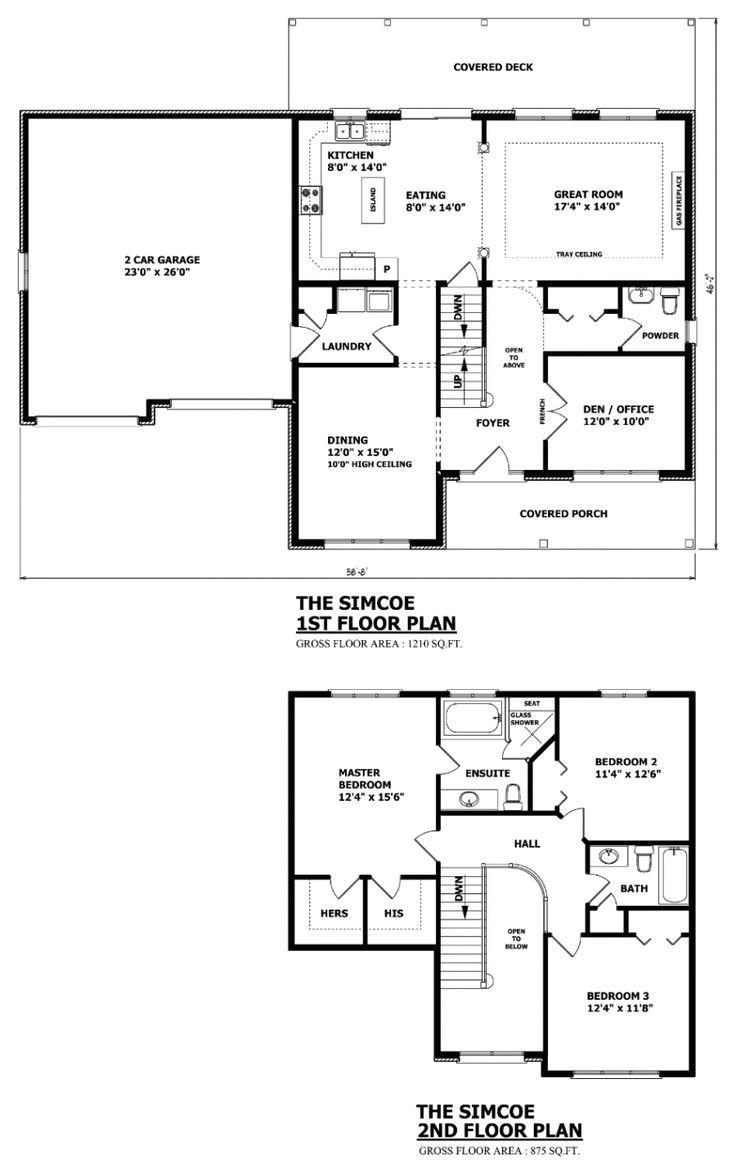 2br 2ba house plans