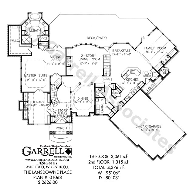 2 story house plans with curved staircase