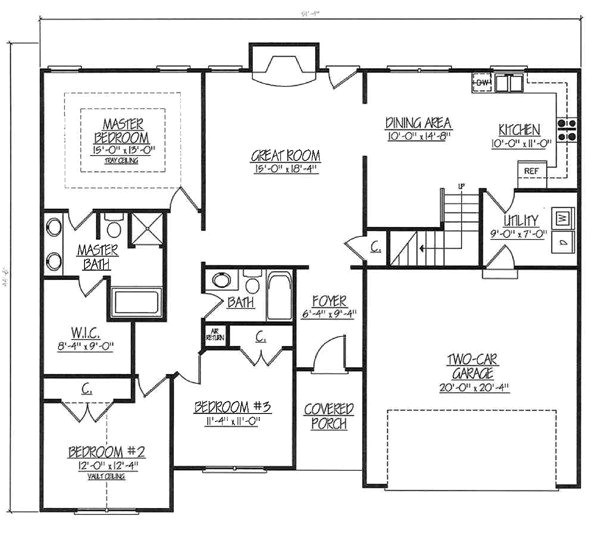 2000 sf ranch house plans best of house floor plans 2000 square feet house plans between 1500 2000