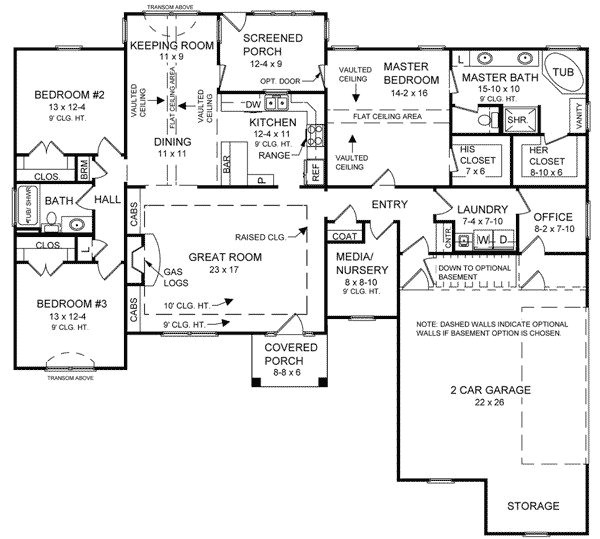 2000 sf ranch house plans unique house plan at familyhomeplans