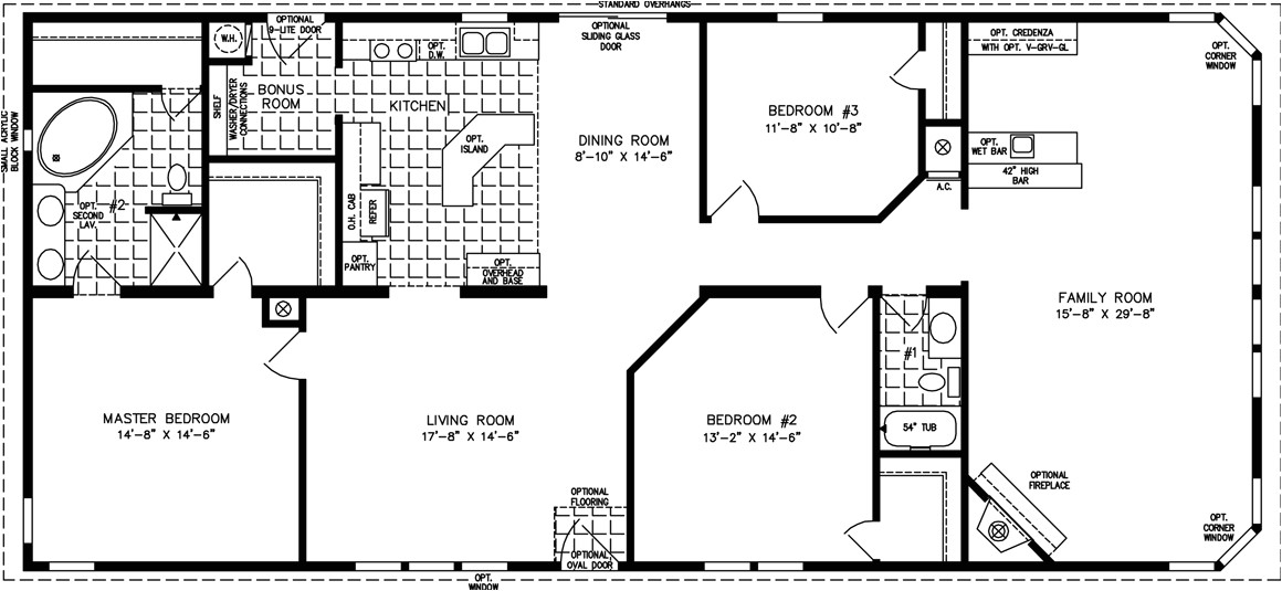 2000 Sf Ranch House Plans Ranch House Plans Over 2000 Square Feet