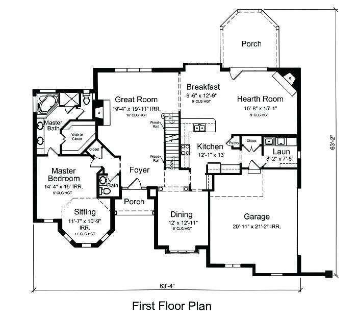 2 000 square foot house plans