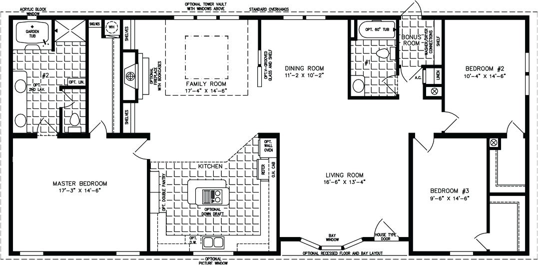 2000 square feet house plans