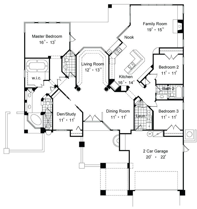 2000 square feet house plans best house plans images on homes and design floor plans 2000 square foot house plans two story
