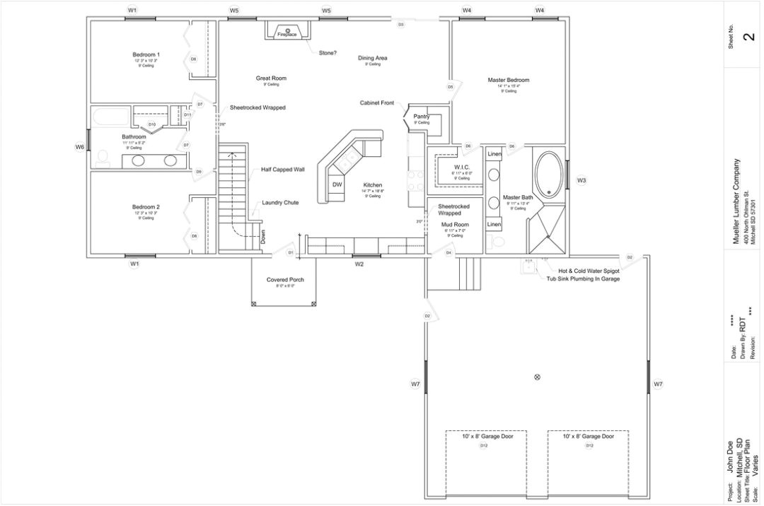 basement floor plans 2000 sq ft