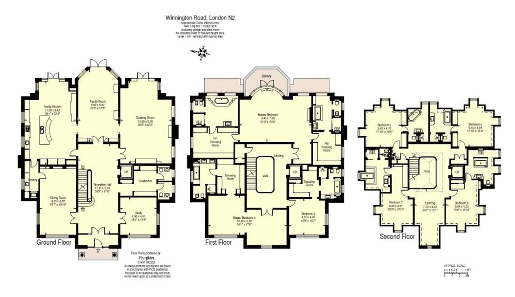32 million newly built 20000 square foot brick mansion in london england