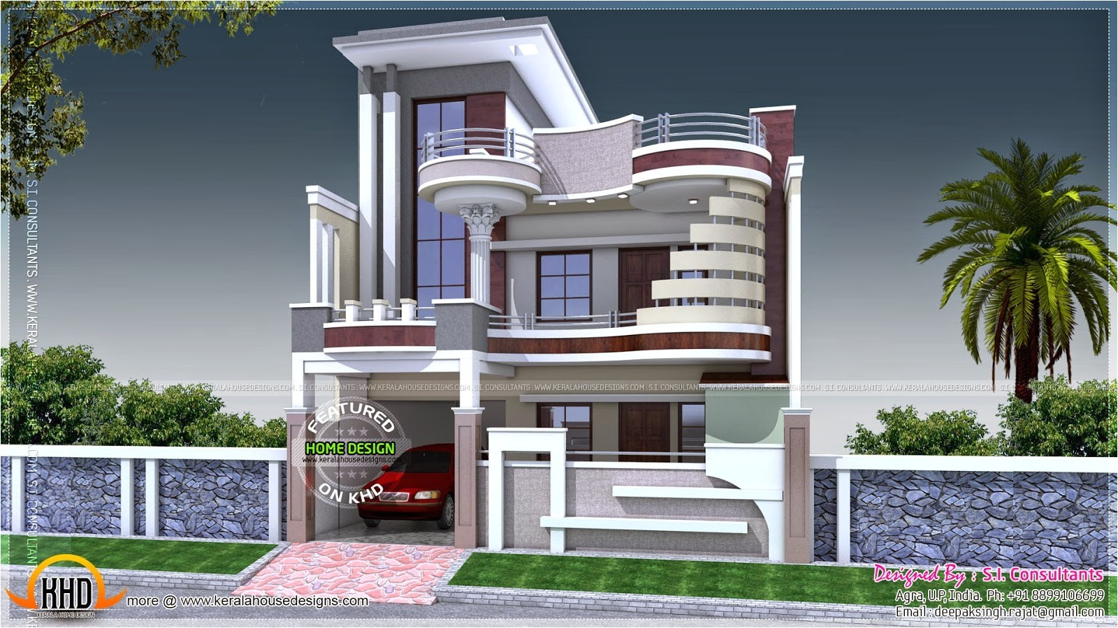 550243667ffe3bec july 2014 kerala home design and floor plans