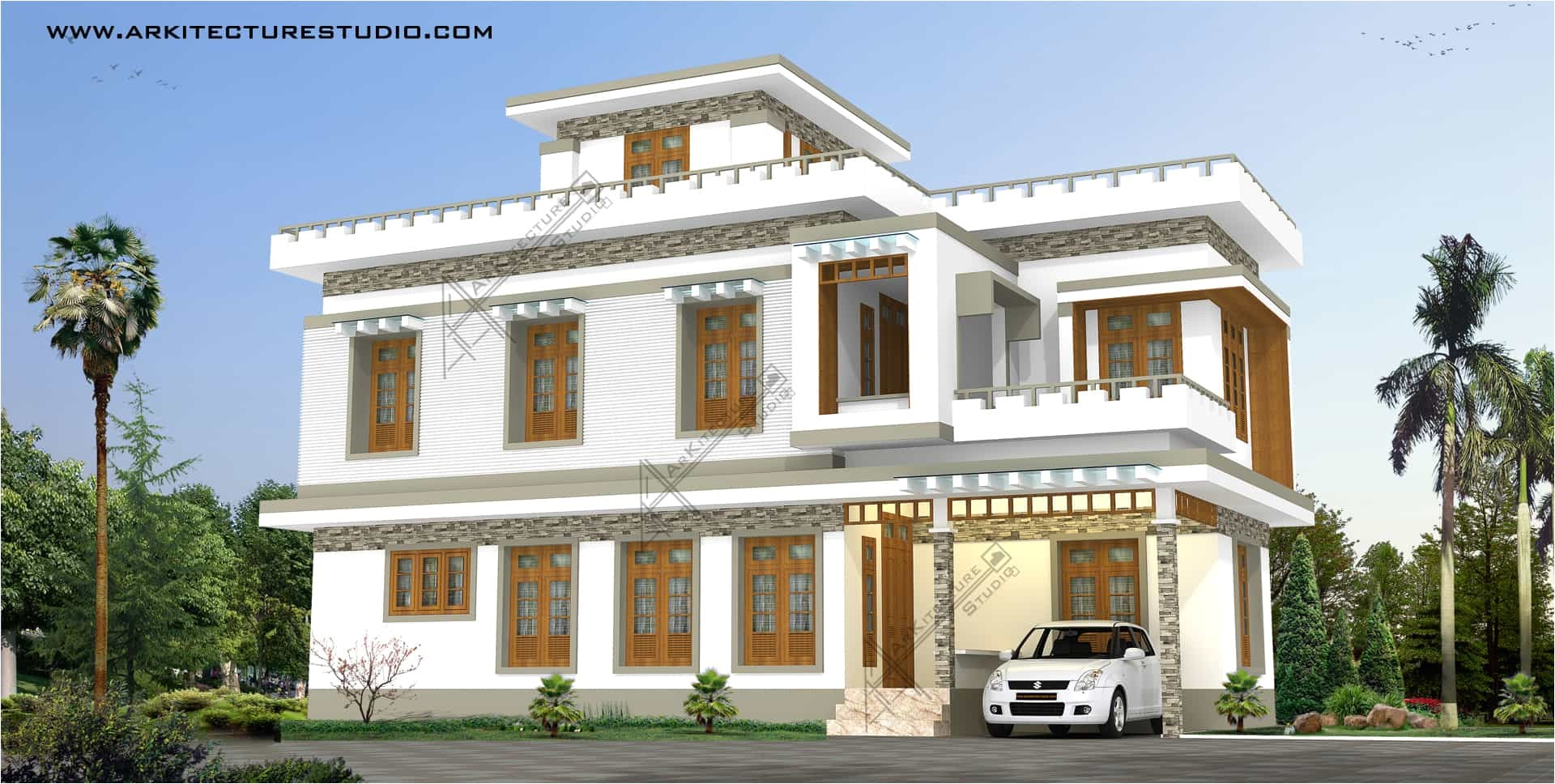 kerala home designs 2014