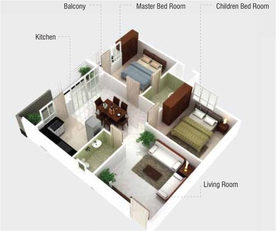2040 House Plan 2bhk Beautiful 2 Bhk Home Design Plan