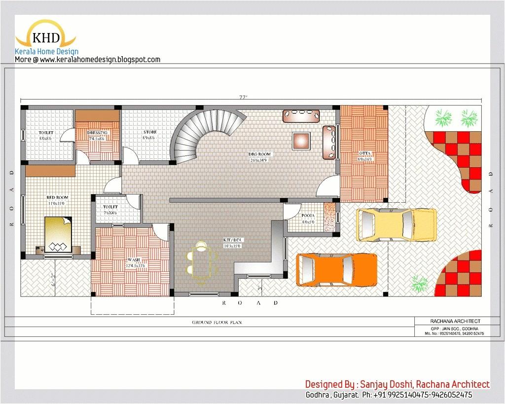 2040 House Plan 3d Scintillating 20 X 40 Duplex House Plans