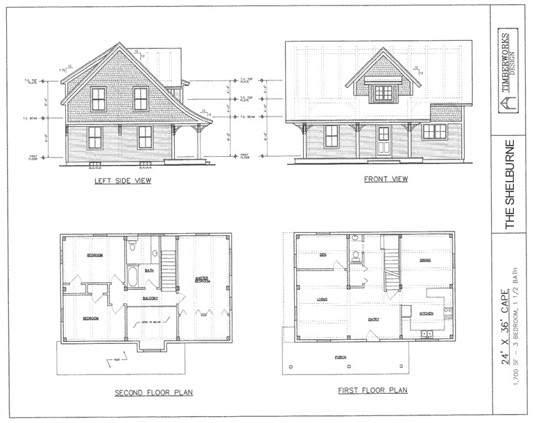 24 x 36 ranch house plans