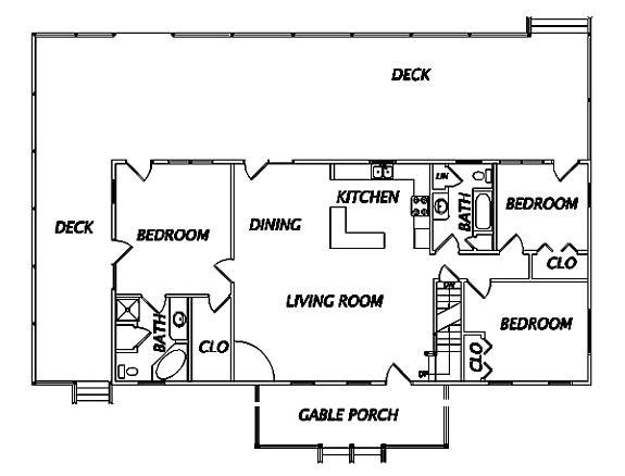 2500 Sq Ft Log Home Plans Log Home Plan 02951 Katahdin Cedar Log Homes Floor Plans