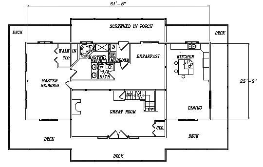 2500 Sq Ft Log Home Plans Log Home Plan 03193 Katahdin Cedar Log Homes Floor Plans