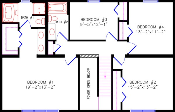 28x40 house plans with loft