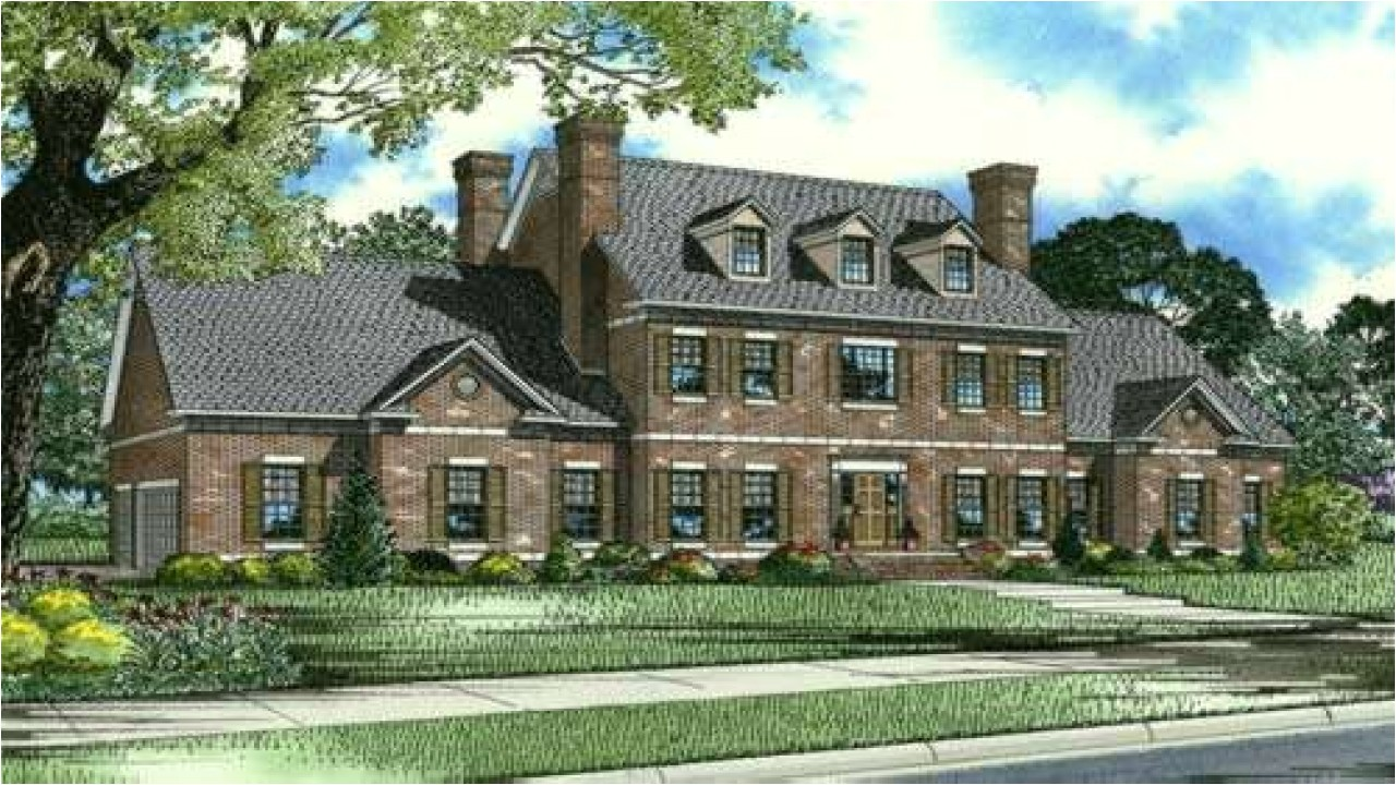 e738c7e954a93cbe 2 story colonial front makeover 2 story colonial style house plans