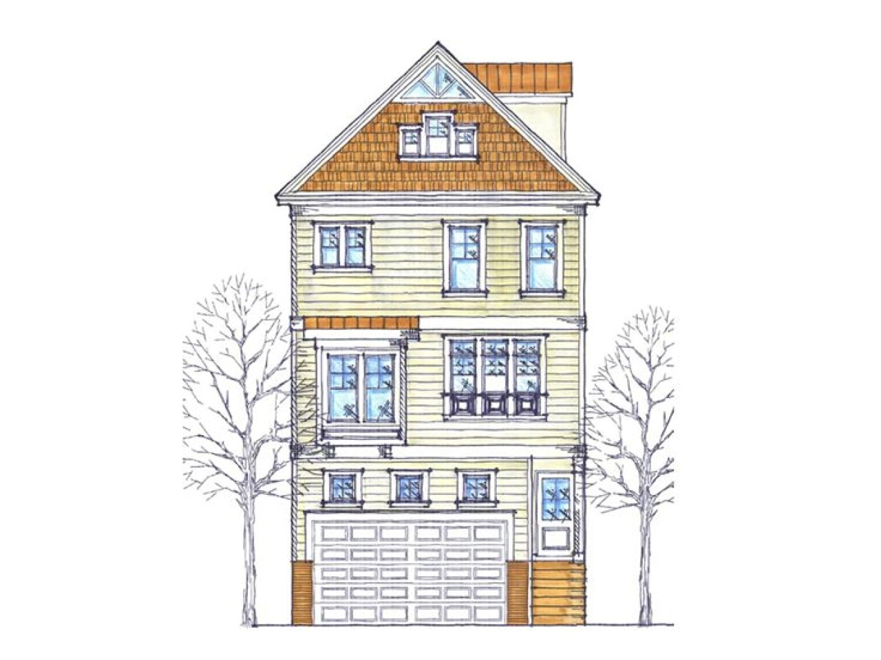 3 Story House Plans Small Lot Narrow One Bedroom House Plans 3 Story Narrow Lot House