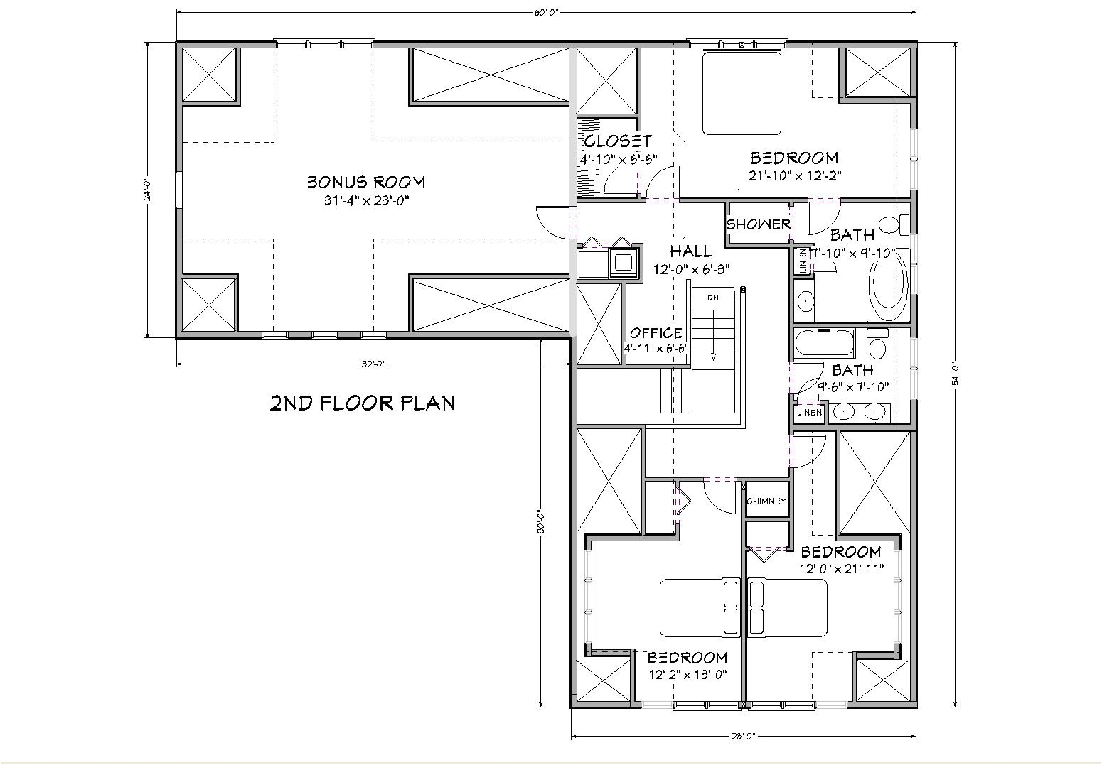 3000 square foot home plans