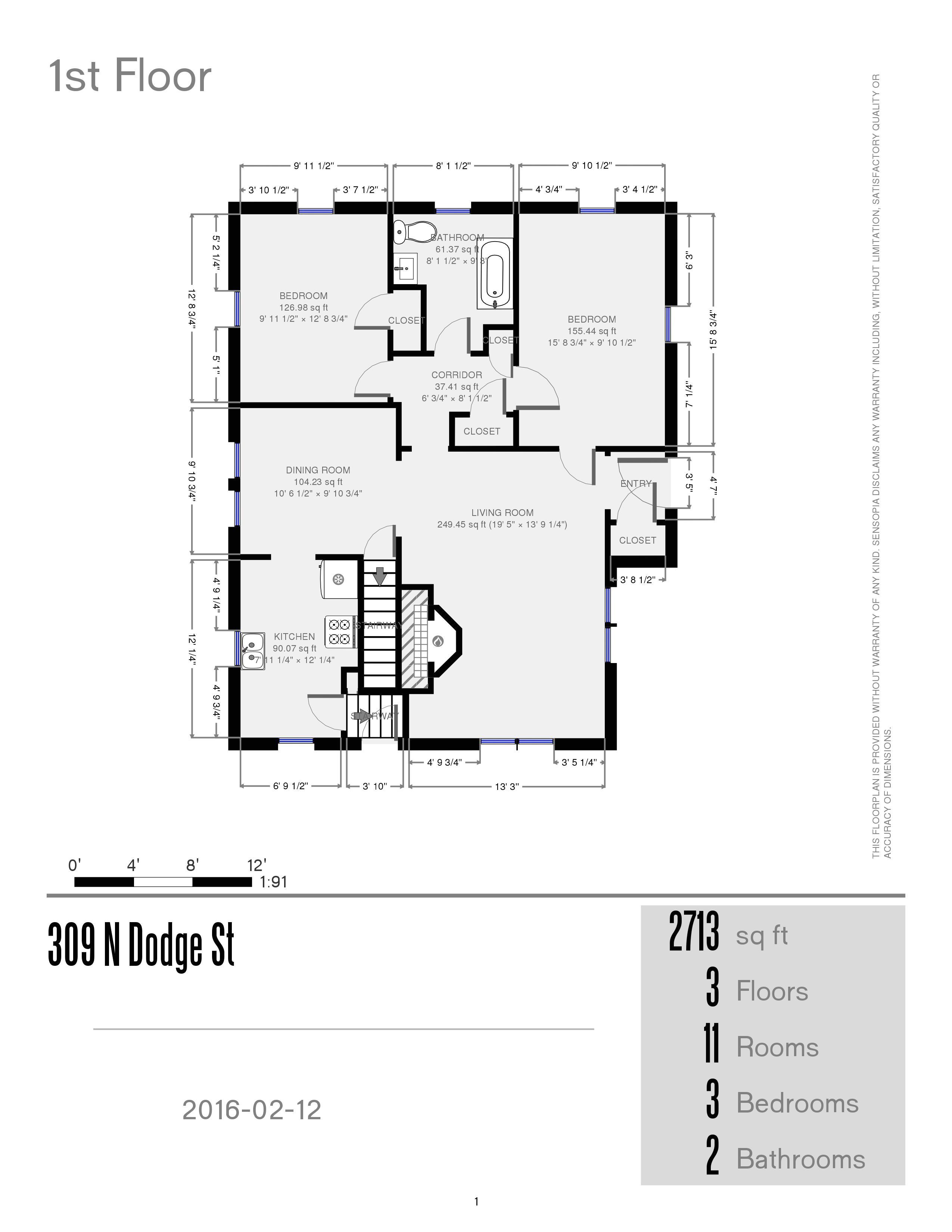 309 n dodge house 3br2ba