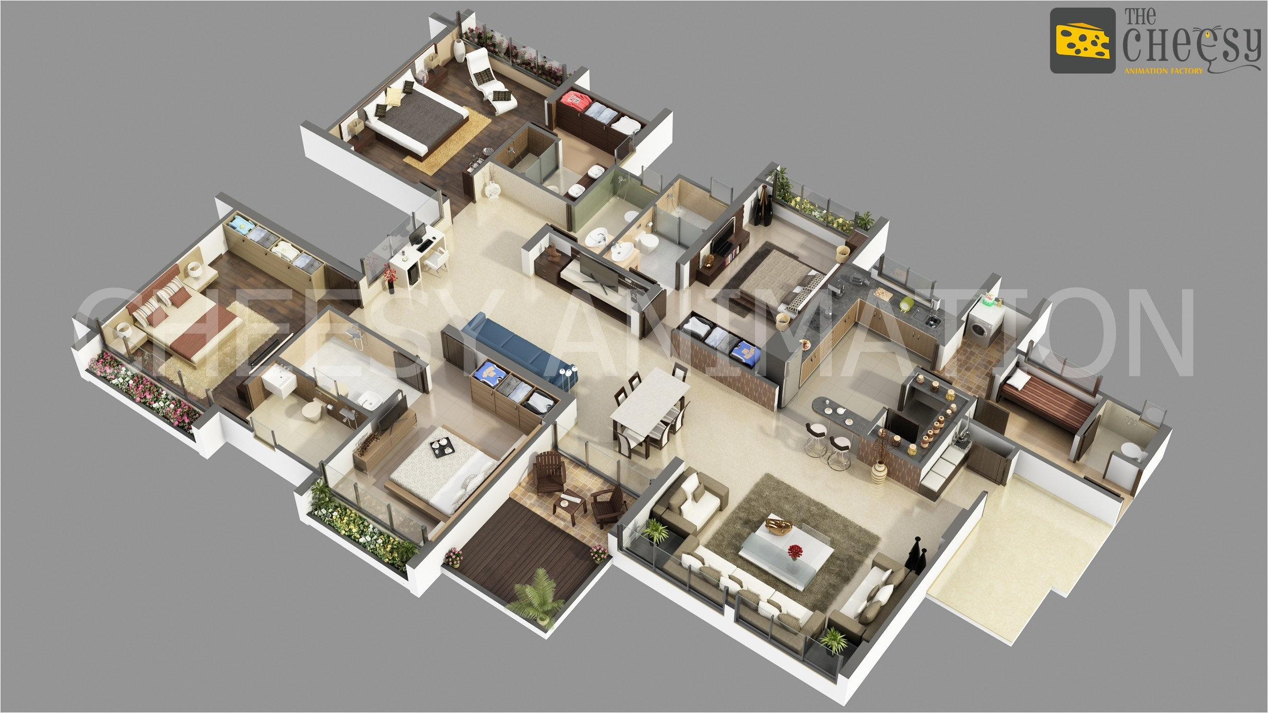the advantages we can get from having free floor plan design software