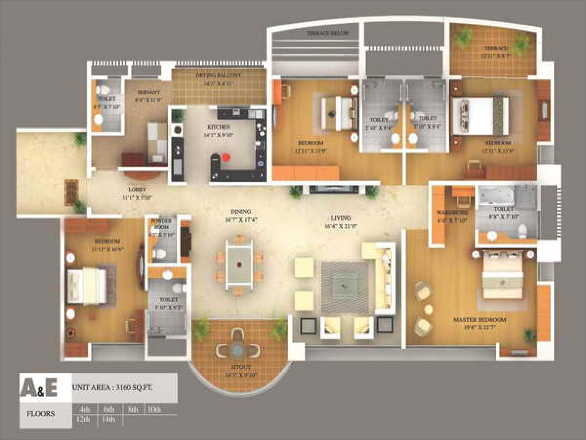sample giesendesign for floor plan with 1920x1440 software with design classics