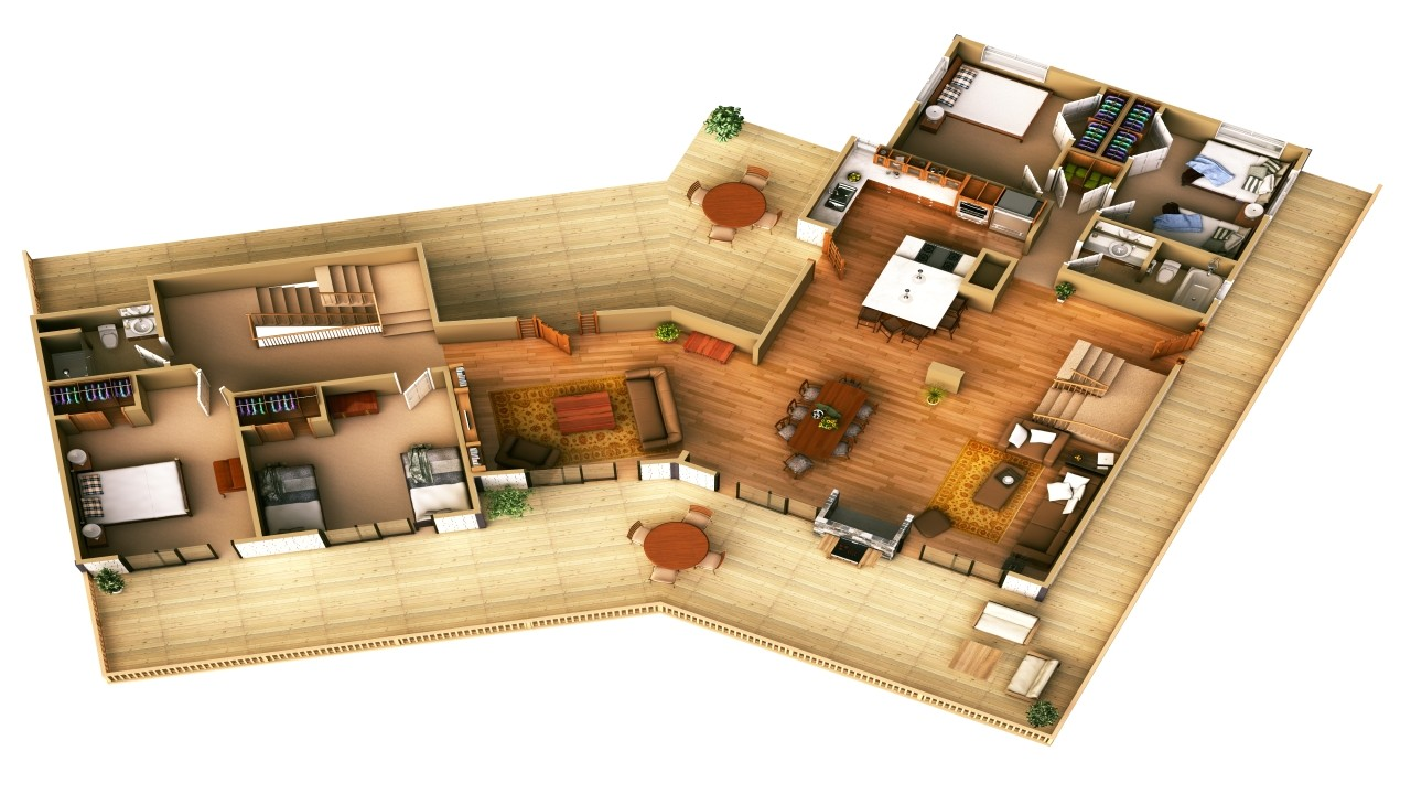 3d693c3f7101eaf9 3d printed house 3d view house plans