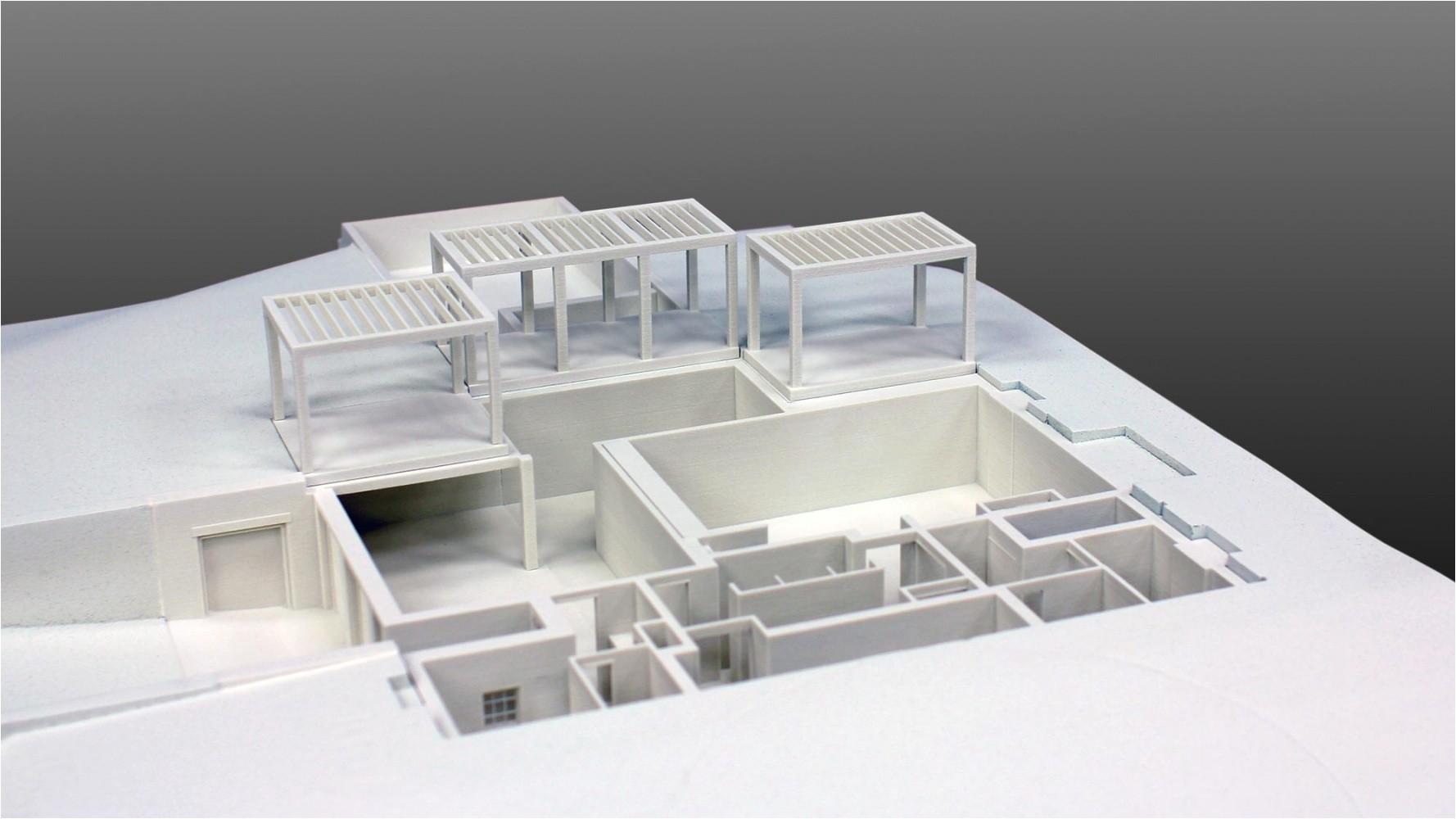 3d printing house plans